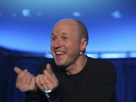 L'humoriste et imitateur Benoit Paquette passera une partie... (tirée du site de Benoit Paquette)