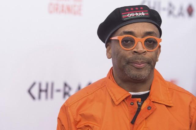 Le réalisateur Spike Lee a annoncé, lundi, qu'ils... (PHOTO ARCHIVES AP)