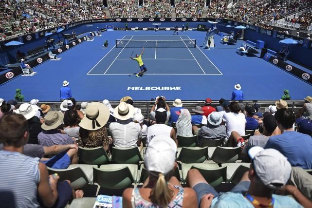 Le tennis professionnel est-il intègre?... (Agence France-Presse)