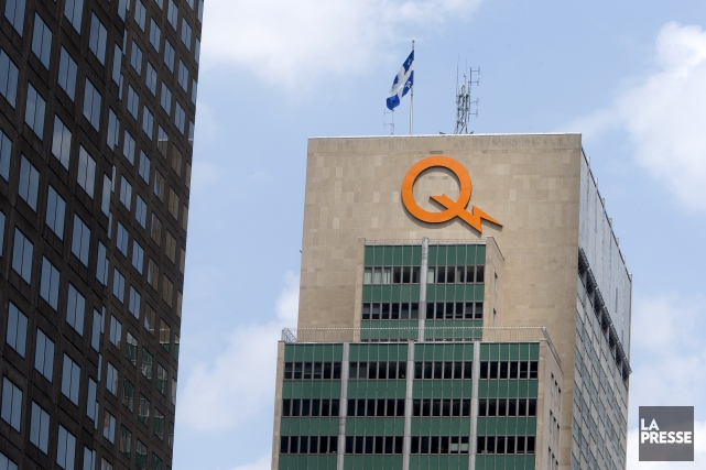 Hydro-Québec a reconnu cet après-midi sa responsabilité dans un déversement de... (Photo d'archives)
