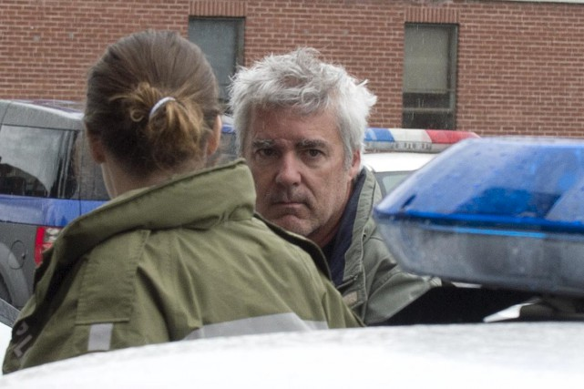 Yves Julien fait face à plusieurs chefs d'accusation.... (Sylvain Mayer)