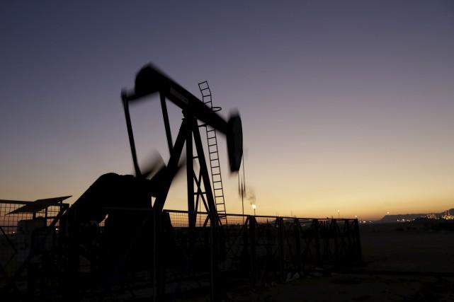 L'Iran a annoncé lundi une augmentation majeure de sa production pétrolière... (Associated Press)