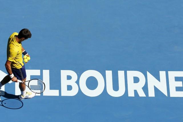 Plusieurs vedettes du tennis comme Novak Djokovic dénoncent... (Associated Press)