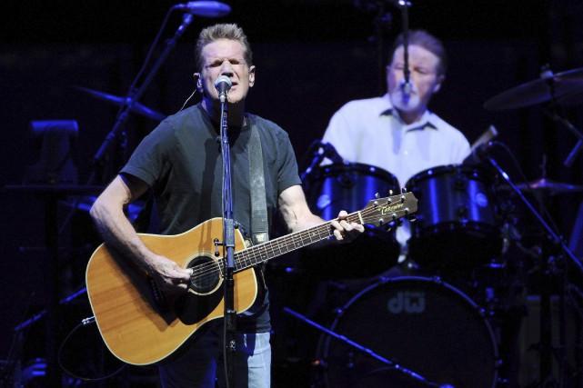 Glenn Frey est mort lundi à l'âge de... (La Presse Canadienne)