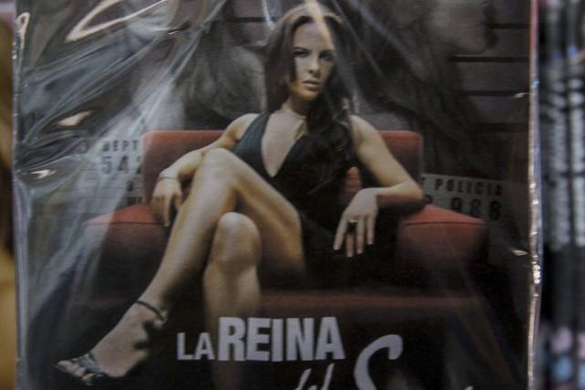 Vedette d'une série télévisée dans le rôle d'une... (AFP, Hector Guerrero)