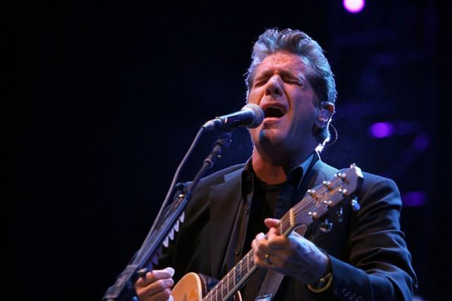 Glenn Frey est mort à l'âge de 67... (ARCHIVES AFP)