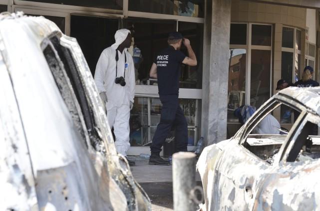 Des enquêteurs français sont à Ouagadougou pour aider... (AFP, Issouf Sanogo)