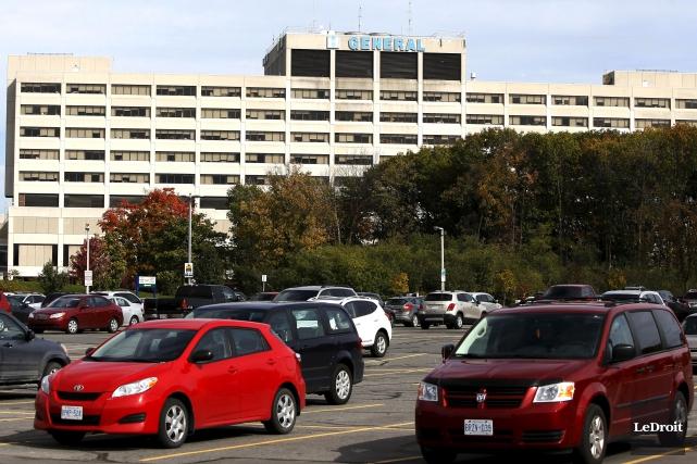 L'Hôpital d'Ottawa, par exemple, offre déjà la possibilité... (Simon Séguin-Bertrand, Archives LeDroit)