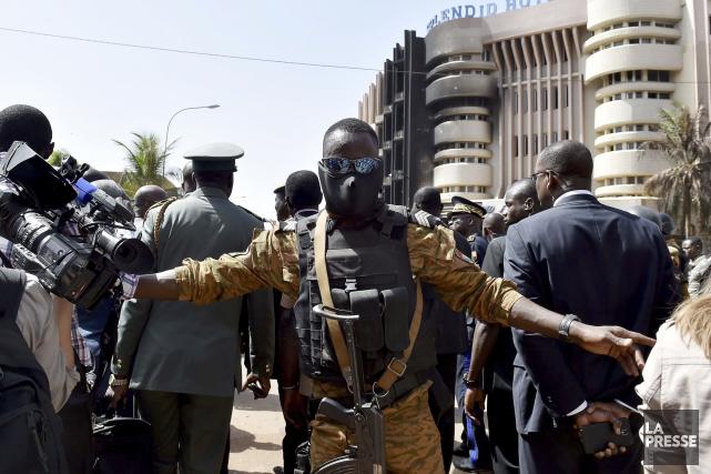 L'attentat de Ouagadougou s'ajoute auxattentats terroristes qui se... (Agence France-Presse)