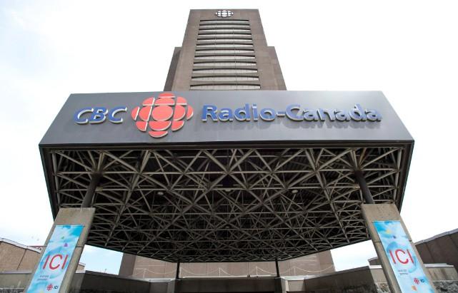 L'actuelle Maison de Radio-Canada est un bâtiment vétuste,trop... (PHOTOPAUL CHIASSON, ARCHIVES LA PRESSE CANADIENNE)