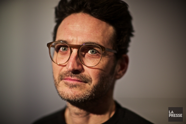 François Delisle, l'un des cinq finalistes.... (PHOTO ANDRÉ PICHETTE, ARCHIVES LA PRESSE)
