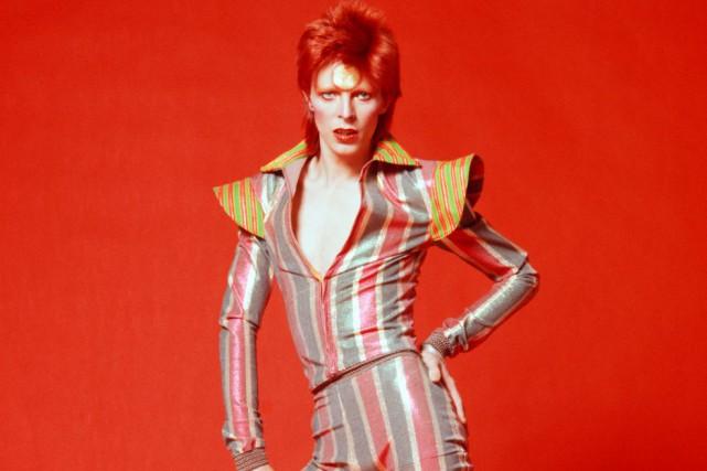 David Bowie, en 1973.... (PHOTOMASAYOSHI SUKITA, THE DAVID BOWIE ARCHIVE)