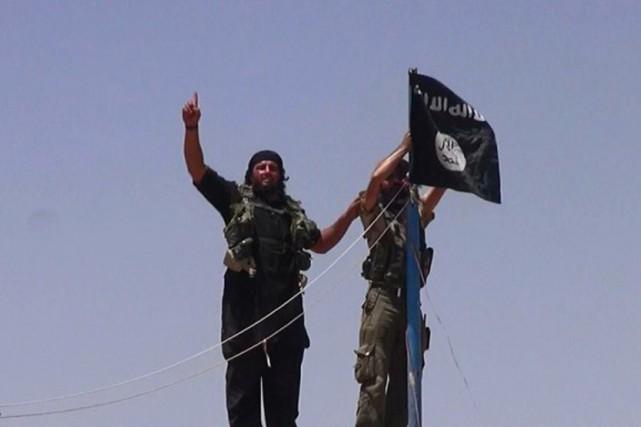 Le groupe djihadiste État islamique (EI) a annoncé qu'il allait réduire de... (Photo archives AFP)