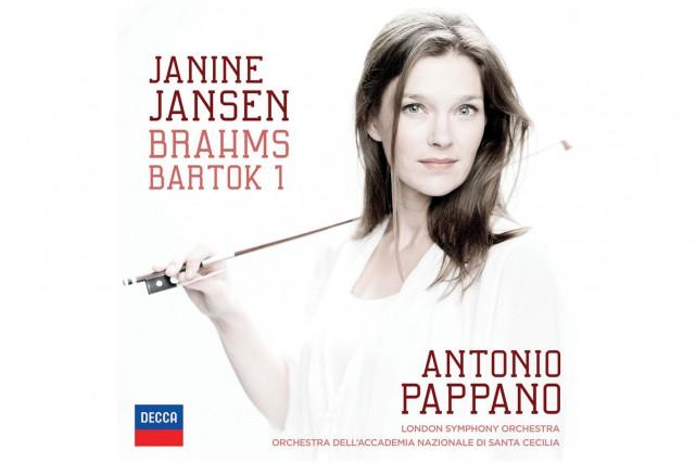 En 2001, la violoniste néerlandaise Janine Jansen s'est taillé une réputation...