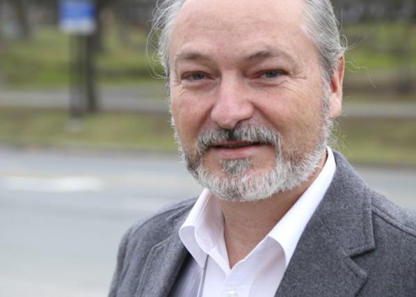 Alain Veilleux, dit Alain V., prépare son premier... (photo Janick Marois.)