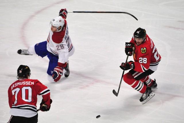 À la fin novembre, le Canadien semblait se diriger tout droit vers un titre de... (Photo USA Today Sports)