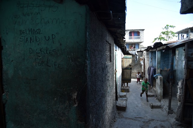 «Jusque-là, c'est 76% de l'aide qui n'est pas... (PHOTO HECTOR RETAMAL, ARCHIVES AGENCE FRANCE-PRESSE)
