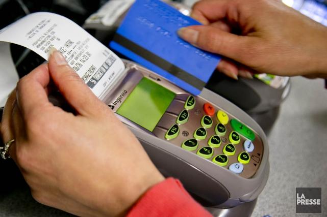 L'endettement des ménages canadiens par rapport à leur... (archives La Presse)