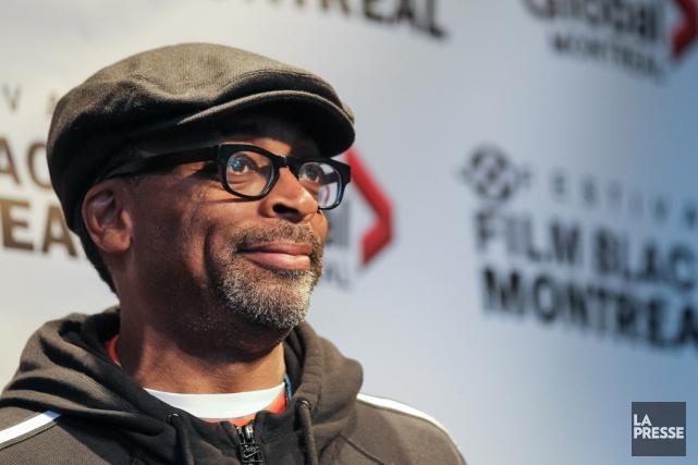 Lundi, le réalisateur Spike Lee a annoncé qu'il... (archives La Presse)
