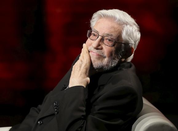 Ettore Scola en 2013... (AP, Antonio Calanni)