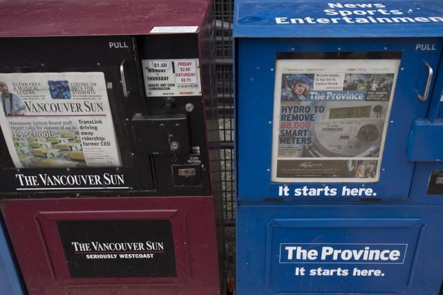 Il n'y aura désormais qu'une salle de nouvelles... (La Presse Canadienne, Jonathan Hayward)