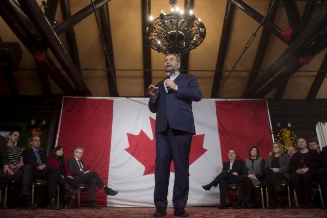 C'est en revenant à ses valeurs traditionnelles que le Nouveau Parti... (La Presse Canadienne)