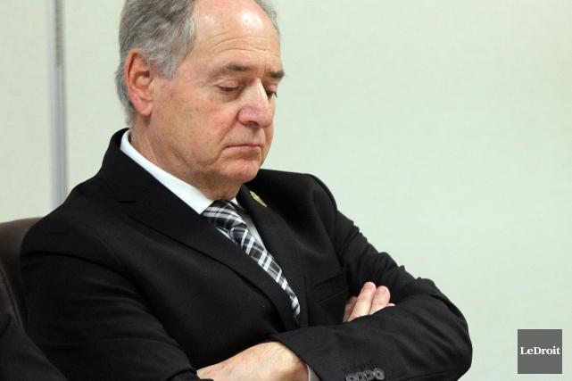 Le président de la CSD, Claude Beaulieu, dénonce... (Etienne Ranger, Archives LeDroit)