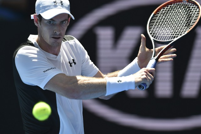 Andy Murray... (Photo Associated Press)