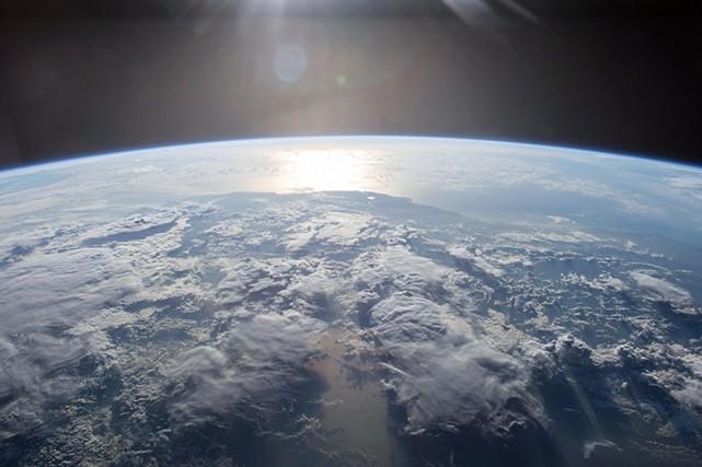 Pour l'ensemble de 2015, la température moyenne sur... (PHOTO ARCHIVES AFP/NASA)