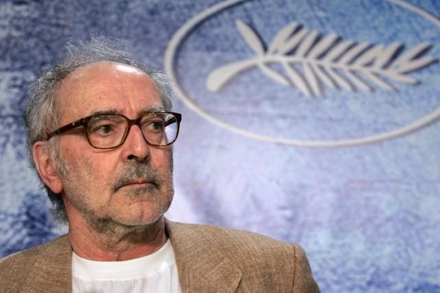 Le réalisateur Jean-Luc Godard... (PHOTOBORIS HORVAT, ARCHIVES AGENCE FRANCE-PRESSE)