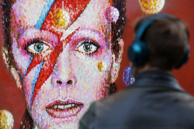 Les membres du groupe Coldplay racontent qu'ils ont... (PHOTO JUSTIN TALLIS, AGENCE FRANCE-PRESSE)