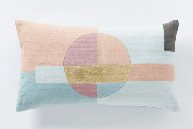 Coussin Roar+Rabbit, West Elm, 59 $... (PHOTO FOURNIE PAR WEST ELM)