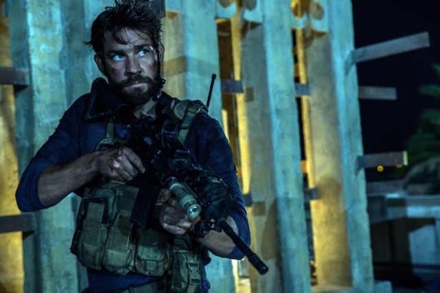 Le film 13 Hours : The Secret Soldiers of... (PHOTO AP)