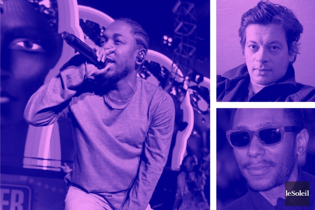 Lamar, Adele et The Weeknd chanteront aux Grammy (Infographie Le Soleil)