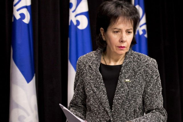 La protectrice du citoyen, Raymonde Saint-Germain... (PHOTO ARCHIVES LA PRESSE)
