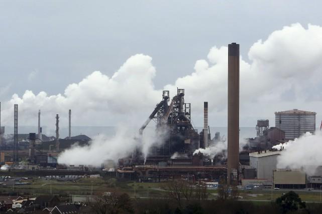 L'investissement de Tata Steel devrait permettre de consolider... (Agence France-Presse)