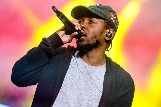 Kendrick Lamar... (PHOTO ARCHIVES AP)