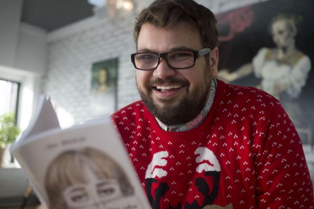 Trifluvien d'adoption, Adis Simidzija est l'auteur du livre... (Stéphane Lessard)