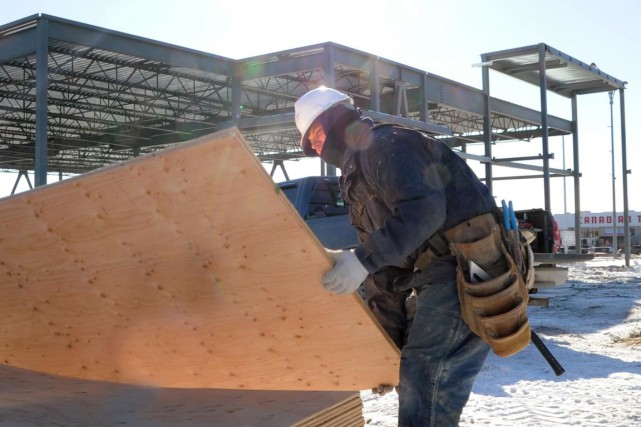 Il s'est construit plus de maisons neuves à La Tuque en 2015 qu'en 2014. Au...