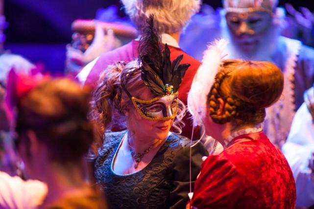 Le Théâtre des Nouveaux Compagnons présentera la pièce... (Archives, Olivier Croteau)