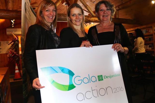 Le Gala Desjardins Action 2016 aura lieu le... (Audrey Tremblay)
