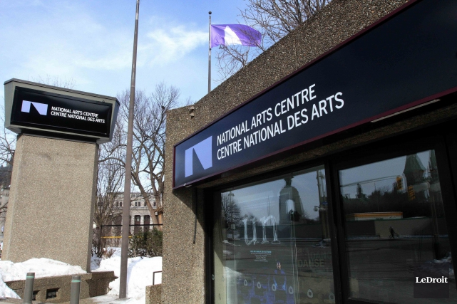 La modernisation de 110 millions $ du Centre national des arts (CNA) a obtenu... (Etienne Ranger, Archives LeDroit)