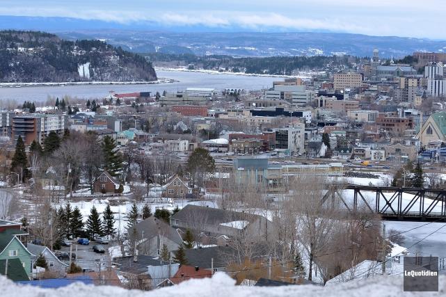 Saguenay obtient un score total de 39,5/100. Elle... (Archives Le Quotidien, Rocket Lavoie)