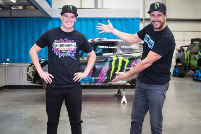 Andreas Bakkerud joindra l'équipe de l'une de ses... (Championnat mondial de rallycross)