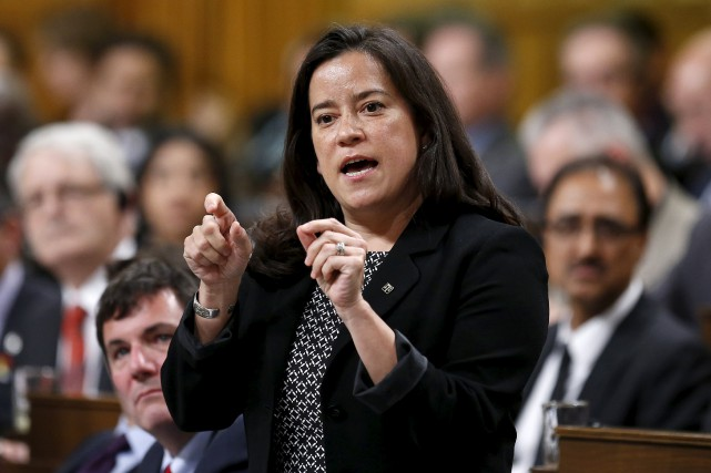 La ministre de la Justice Jody Wilson-Raybould croit... (PHOTO CHRIS WATTIE, ARCHIVES REUTERS)