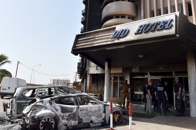 La multiplication des attentats terroristes survenus à Jakarta,... (Agence France-Presse)