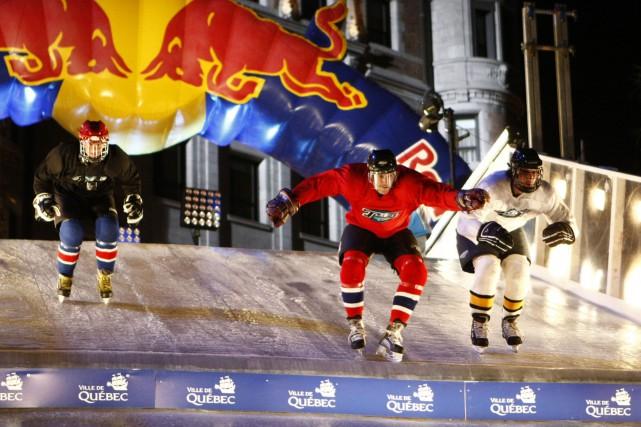 La capitale fédérale sera l'hôte du Red Bull Crashed Ice en 2017, année des...
