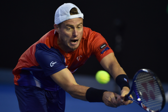 Lleyton Hewitt... (Photo Paul Crock, AFP)