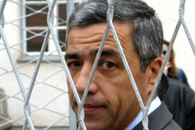 Oliver Ivanovic, ancien secrétaire d'État serbe pour le... (PHOTO ARCHIVES AP)