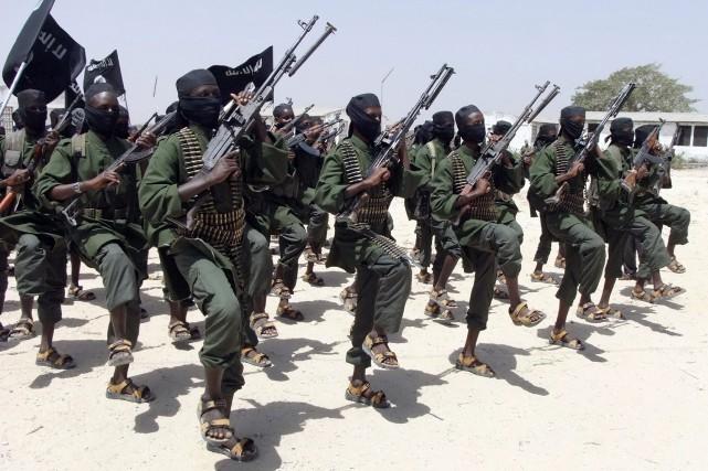 Les shebab, insurgés affiliés à Al-Qaïda, ont multiplié... (PHOTO ARCHIVES AP)
